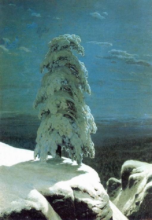 """""""На севере диком..."""" 1891"""