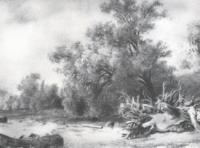 Дубки под Сестрорецком. 1857